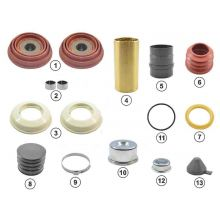 Kit BOLT PISTON  GARNITURI KBT 10308
